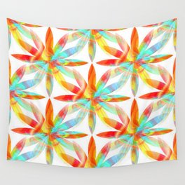 Steamy Wall Tapestry