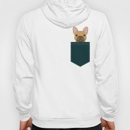 Willow - French Bulldog phone case art design for dog lovers and dog people Hoody