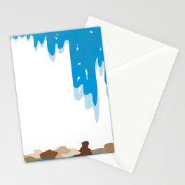 Waterfall by FreddiJr Stationery Cards