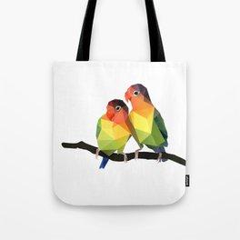 Love Bird. Tote Bag