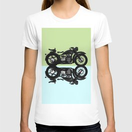 B M W T-shirt