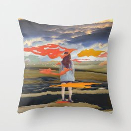 into the dream 65 Throw Pillow