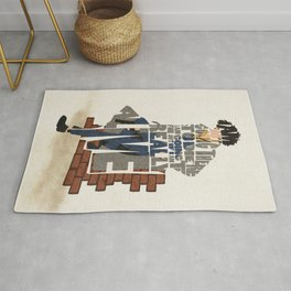 The Space Cowboy Rug