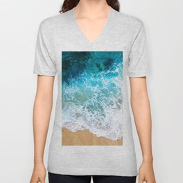 Pritty & Fresh Unisex V-Neck