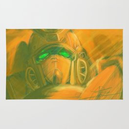 Gundam Rug