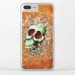 """""""Song of Flowers"""" Clear iPhone Case"""