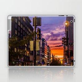 Farragut North Sunset Laptop & iPad Skin