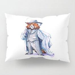 The Detective Pillow Sham