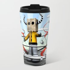 The Paparbag Monster Travel Mug