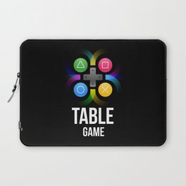 Table Game Laptop Sleeve