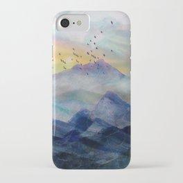 Mountain Sunrise iPhone Case