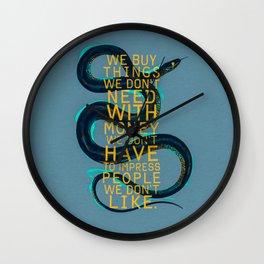 false behavior (variant 3) Wall Clock