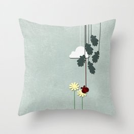 Nature Lover Throw Pillow