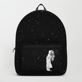 girl and the starry sky Backpack