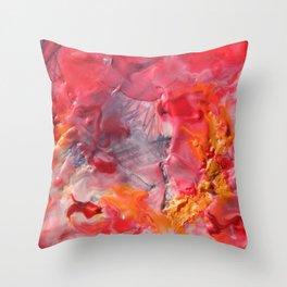 Adrift  Throw Pillow
