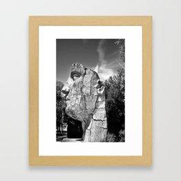Boboli Framed Art Print