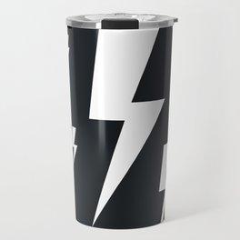 Lightning bolts Travel Mug