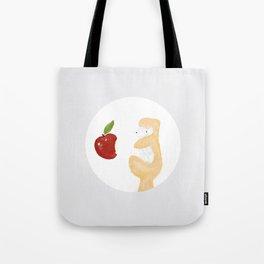 iLove Apple Tote Bag
