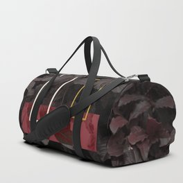 Burgundy Fall #society6 #decor #buyart Duffle Bag