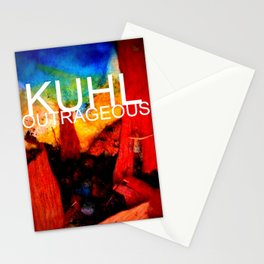 KUHL : OUTRAGEOUS Stationery Cards