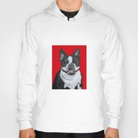 coco Hoodies featuring Coco by Pawblo Picasso