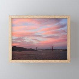 First Day of Fall Framed Mini Art Print
