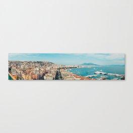 Landscaped Naples Canvas Print