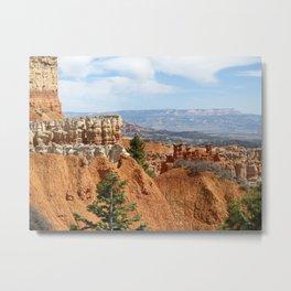 Agua Canyon - Bryce National Park, Utah Metal Print