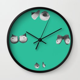 Two is not enough Wall Clock