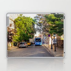 BUS IN BUDAPEST Laptop & iPad Skin