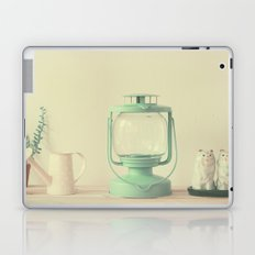 lovely vintage lamp Laptop & iPad Skin