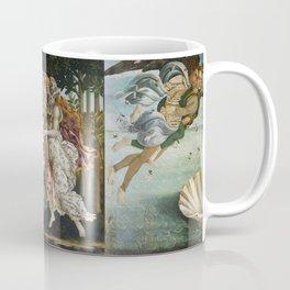 Persian mix: Birth of Venus Coffee Mug