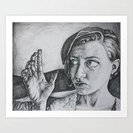 Personal Evolution Art Print
