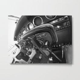 Piper Metal Print