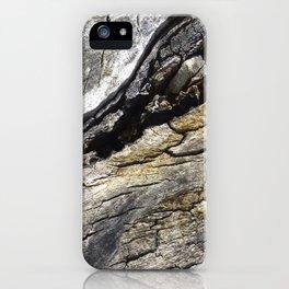 Fissure iPhone Case