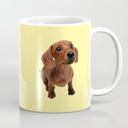 Cute Dachshund Coffee Mug