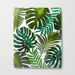 Tropical Dream || Metal Print