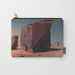 Sandcrawlers Carry-All Pouch