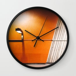 Montreal Subway | Métro de Montréal Wall Clock