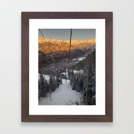 Telluride Colorado Framed Art Print