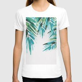 Under palm trees T-shirt