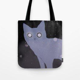 Owlcat Tote Bag