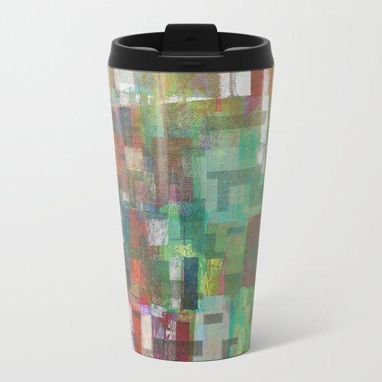 Babel Metal Travel Mug