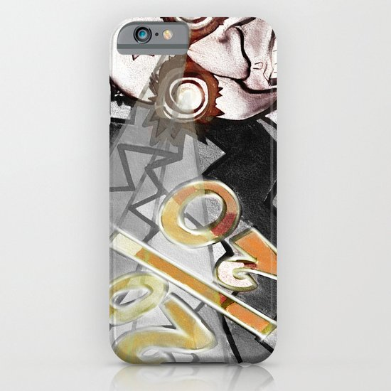 """The 20/20 Experience"" by Kristin Frenzel iPhone & iPod Case"