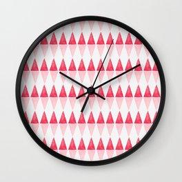 My dreams are made of summer ice-creams Wall Clock