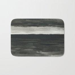 Dark sea Bath Mat
