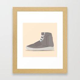Boost 750 Framed Art Print