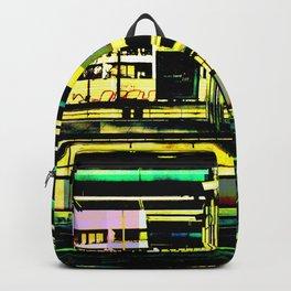 Berlin-Train Backpack