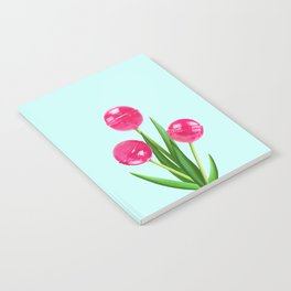 LOLLIPOP TULIPS Notebook