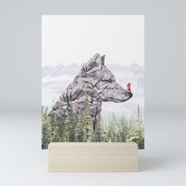 Little Red Riding Hood Mini Art Print